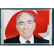 Alparslan Türkeş Duvar Kilimi